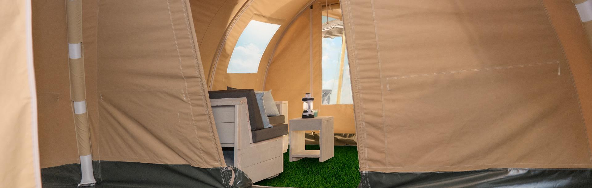 paauw outdoor tentes de camping tente glamping luxe. Black Bedroom Furniture Sets. Home Design Ideas